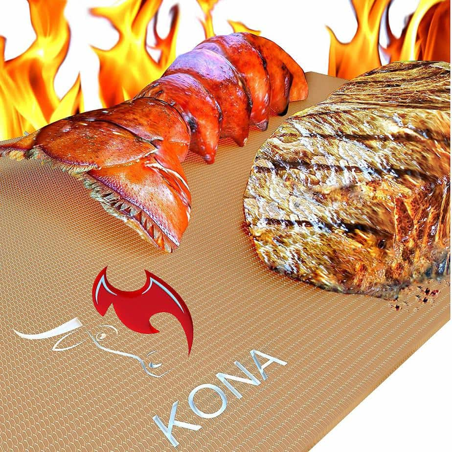product image of Kona Copper Grill Mats - (Set of 2)