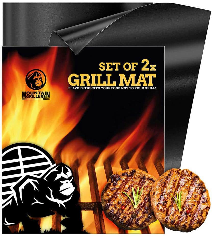 product image of Mountain Grillers BBQ Grill Mat Non Stick