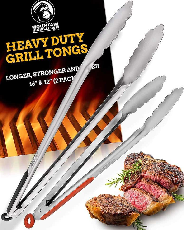 """Product image of Mountain Griller Tong Set 12 & 16"""""""