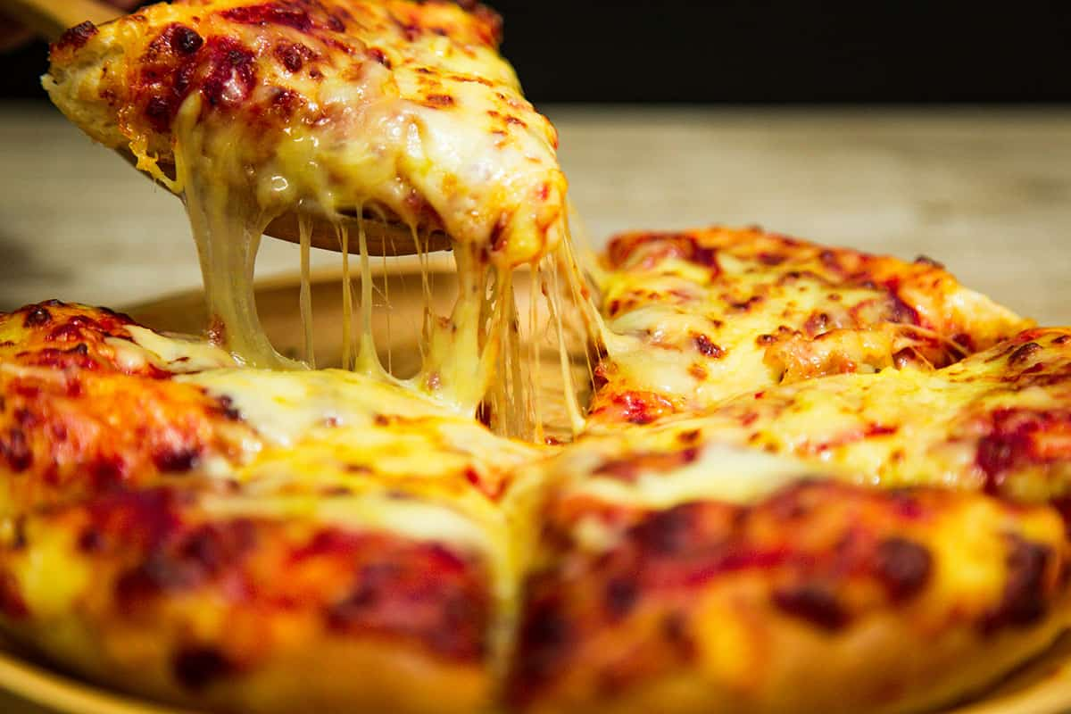 5 Common Types Of Pizza