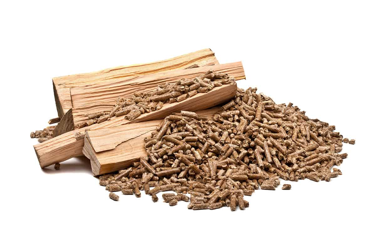 Try Different Wood Flavors