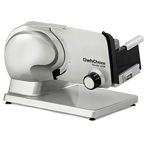Chef's Choice 615A000 Tilted Meat Slicer Review