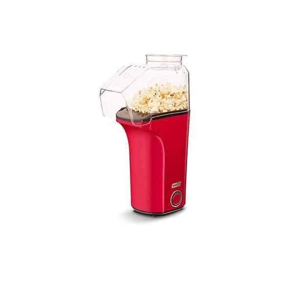 DASH DAPP150V2RD04 Hot Air Popcorn Popper Maker with Measuring Cup
