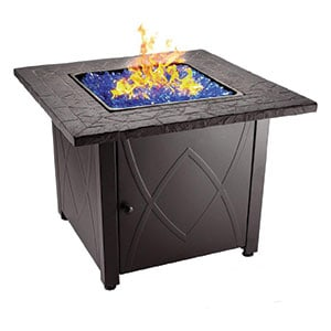 "Endless Summer 30"" Outdoor Propane Gas Fire Pit Table Review"
