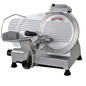 F2C Professional Stainless Steel Semi-Auto Meat Slicer Electric Food Slicer Review