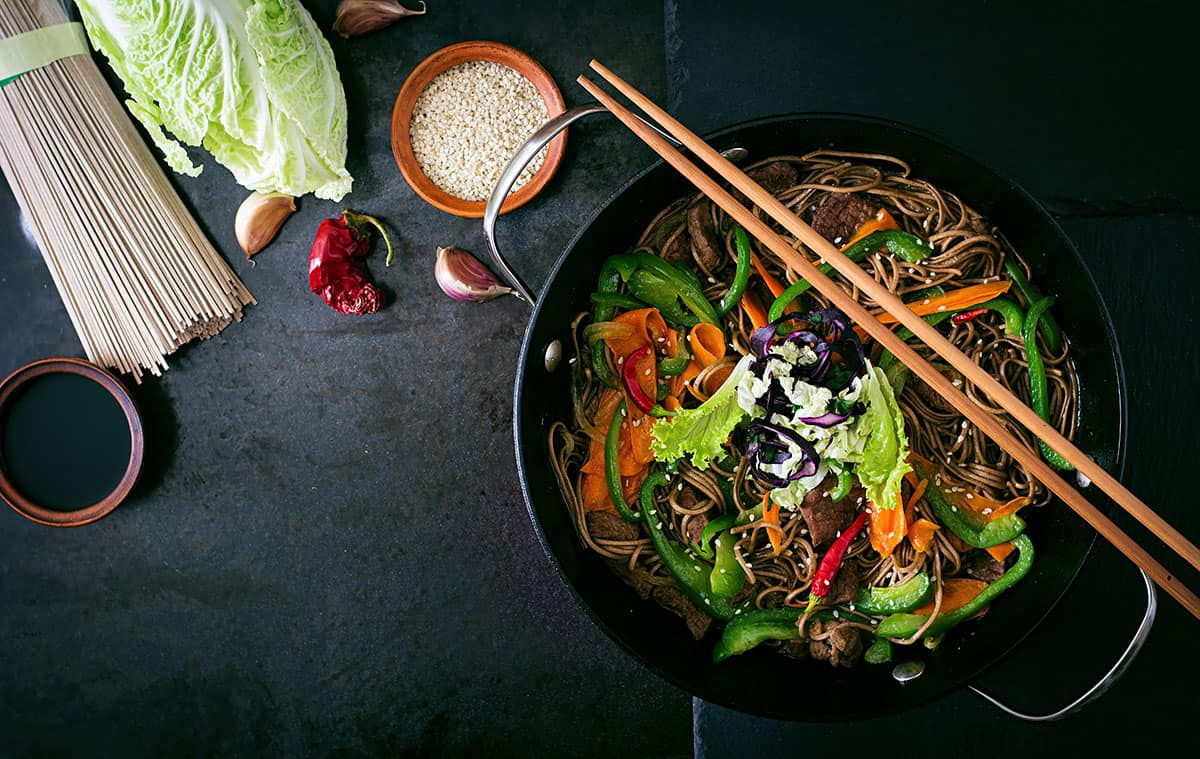How To Season Your Outdoor Cooking Wok