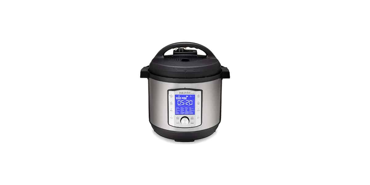 Instant Pot Duo Evo Plus 10-in-1 Electric Pressure Cooker Review