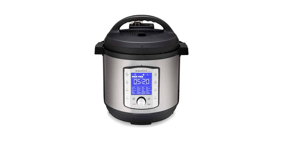 Instant Pot Duo Evo Plus 9-in-1 Electric Pressure Cooker Review