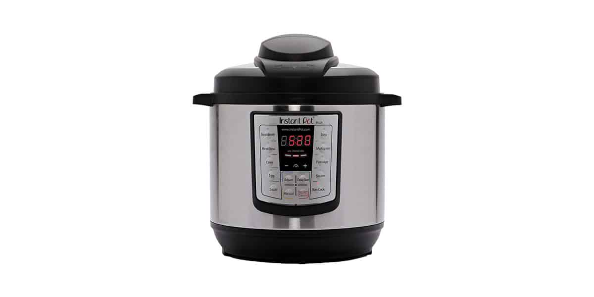 Instant Pot Lux 6-in-1 Electric Pressure Cooker Review