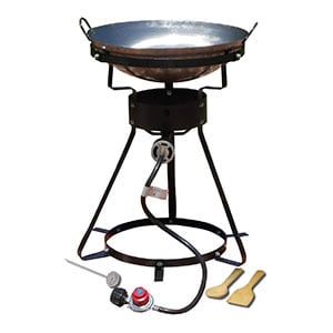 King Kooker 24WC Heavy-Duty 24-Inch Portable Propane Outdoor Cooker with 18-Inch Steel Wok Review