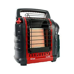 Mr. Heater F232000 MH9BX Buddy Review