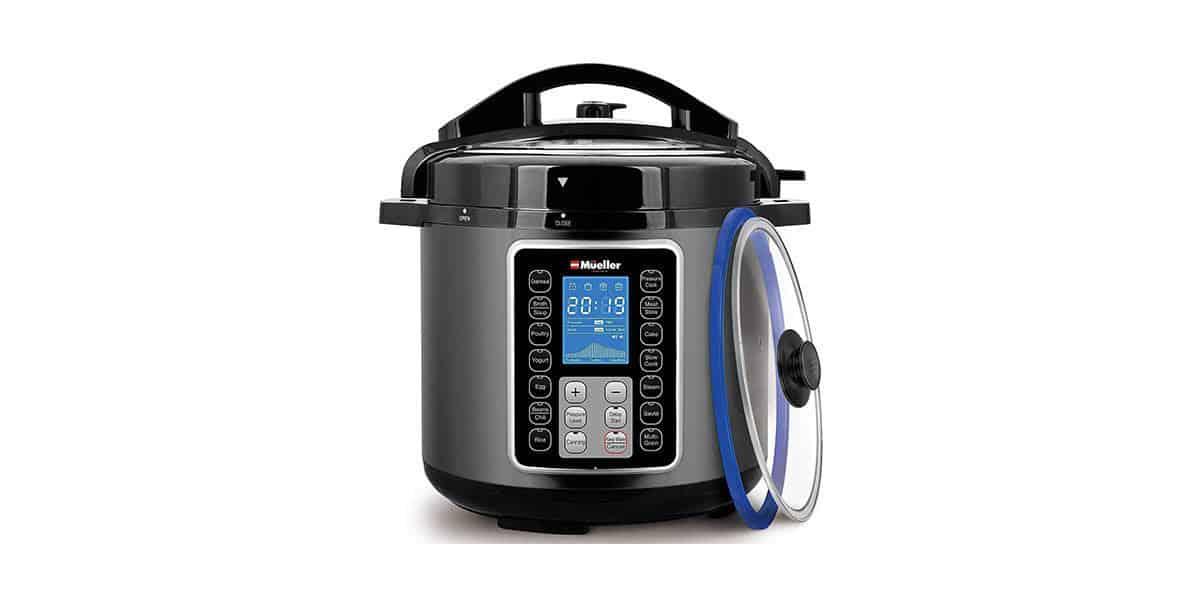 Mueller UltraPot 6Q Pressure Cooker Instant Crock 10 in 1 Review