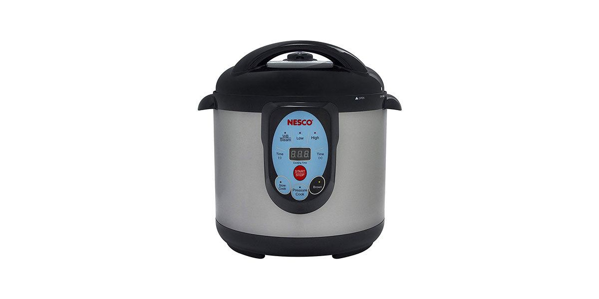 NESCO NPC-9 Smart Pressure Canner and Cooker Review