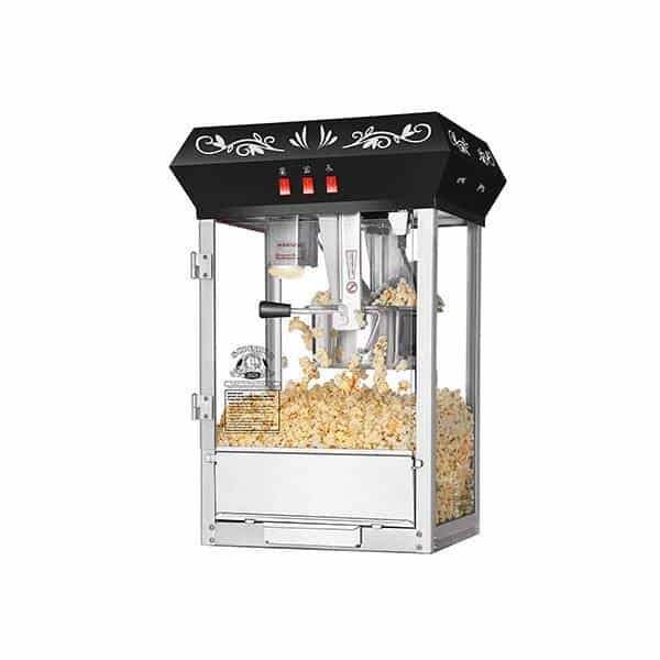 Superior Popcorn Company Countertop Movie Night Popper Machine