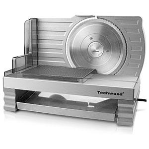 Techwood Meat Slicer Electric Deli Food Slicer Review