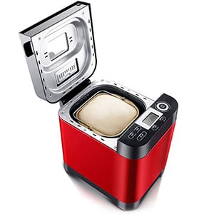 Automatic Multifunctional Bread Making Machine (By Tehok) Review