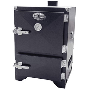 Image of Backwoods Chubby 3400 Outdoor Charcoal Smoker