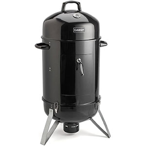 Image of Cuisinart COS-118 Vertical 18 Charcoal Smoker
