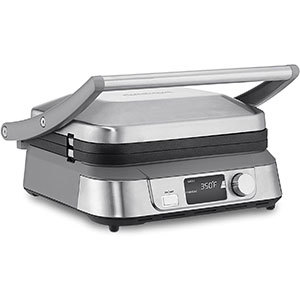 Cuisinart GR-5BP1 Electric Griddler Review