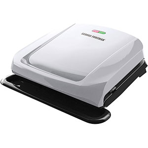 George Foreman 4-Serving Removable Plate Grill and Panini Press Review