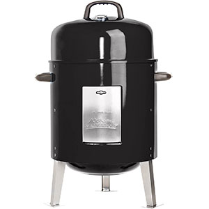 Image of Masterbuilt 20060416 Charcoal Bullet Smoker