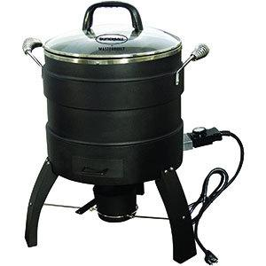 Image of the Masterbuilt MB23010809 Oil-Free Electric Turkey Fryer and Roaster Product