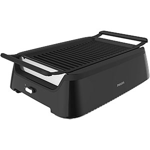 Philips Smokeless Indoor BBQ Grill, Avance Collection Review