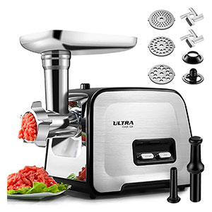 Powerful ALTRA Electric Food Meat Grinder Review
