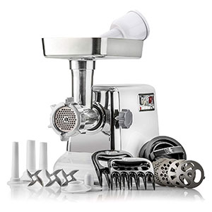 The Powerful STX Turboforce Classic 3000 Series Electric Meat Grinder & Sausage Stuffer Review