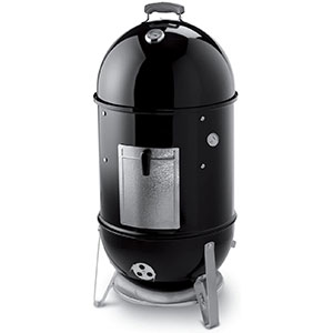 "Image of Weber Smokey Mountain 18"" Inch Charcoal Smoker"