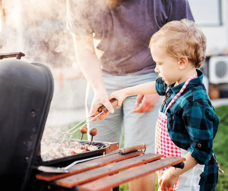 Top Tips For A Safe Summer Barbecue