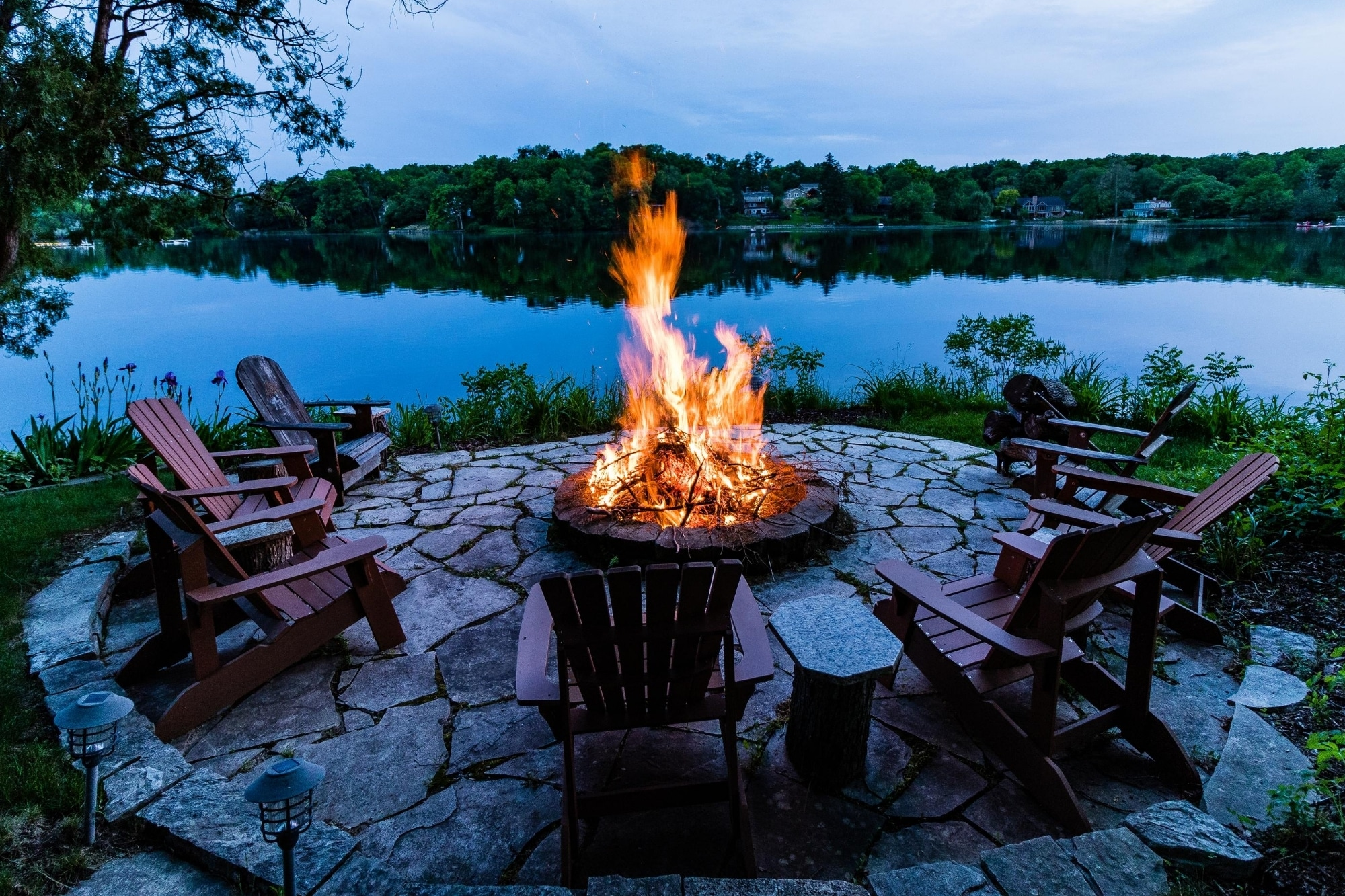 A Fire Pit The Perfect Addition To Your Backyard