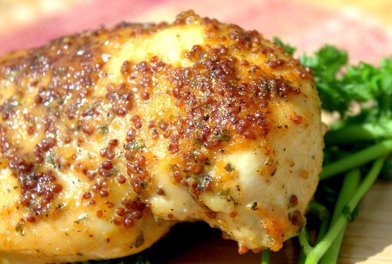 Honey Marinade Chicken
