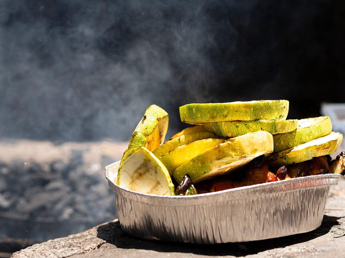 BBQ Zucchini Recipe