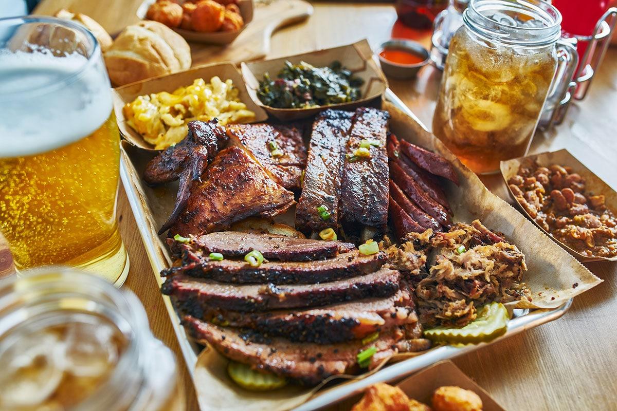 Summer BBQ Recipes My Texas Brisket